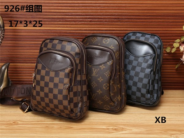 2019 men bags Designer newest stlye famous Bumbag Cross Body Shoulder Bag Autn Material Waist Bags Bumbag Cross Fanny Pack Bum Waist Bags