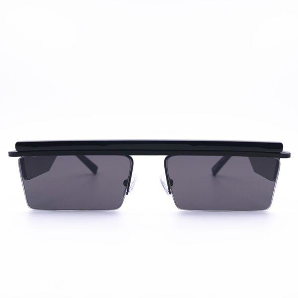 Belight Optical Cool Design Women Men Square Shape Metal UV400 Protection Vintage Retro Sunglasses with Case Oculos 1702121
