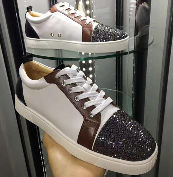 New Spikes Sneakers Shoes Women