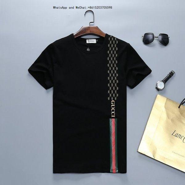 Été Nouveau Modèle Personnalisé Exquis À Manches Courtes T-shirts T-shirt Pour Hommes étudiant Adolescents Homme Mince T-shirts marques 0308