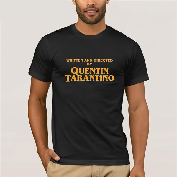 04c376885 Written and Directed by Quentin Tarantino Film Movie Pulp Fiction Django  Kill Bill 2 John Travolta