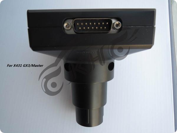 100% originale per lancio X431 per connettore diagnostico BENZ-38 V2.0 MERCEDES per X431 -38 Master GX3