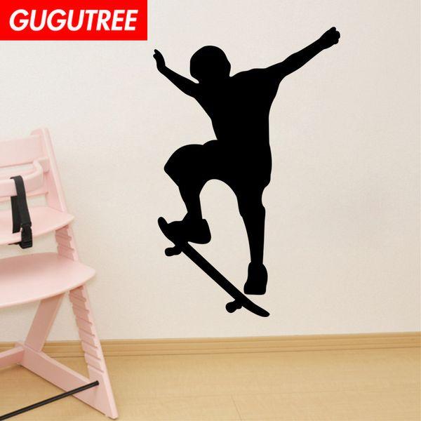 Decorate Home sport cartoon art wall sticker decoration Decals mural painting Removable Decor Wallpaper G-2040