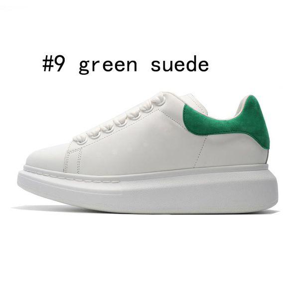 A9 verde Suede