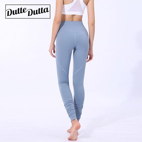 Womens Athletic Dancing Leggins Sport Yoga Pants Sports Wear Women High Waist Fitness Flex Tight Running Gym Leggings Activewear