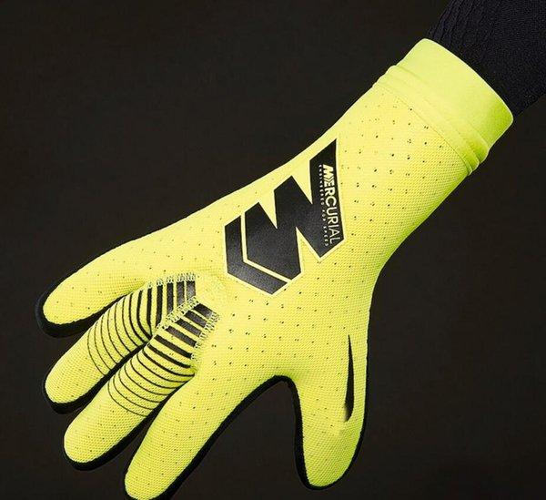 NK Vapor Touch ACC Professional Goalkeeper Gloves SGT Goalie FootballBola De Futebol Gloves Luva De Goleiro Long Sports Gloves