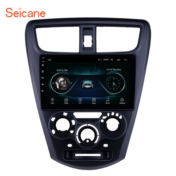 Radio de coche Android 8.1 de 9 pulgadas para 2015 Perodua Axia Bluetooth WIFI HD Pantalla táctil Soporte de navegación GPS Carplay DVR OBD Cámara de visión trasera