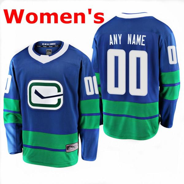 Women # 039; s Blue Alternate