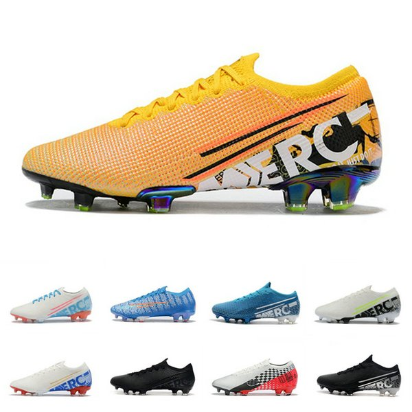 2020 Mercurial Superfly 7 VII 360 Low Elite Soccer Cleats Victory FG Scarpe Calcio Football Boots Mens Botas De Futbol Cr7 Chaussures De Foot From