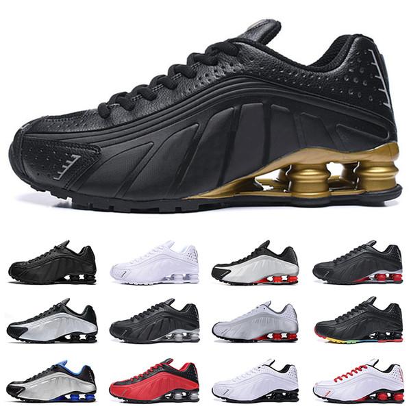2019 Vince Carter Shox BB4 Hommes Shox R4 Chaussures OG Blanc Chaussure De Basket-ball Chaussures De Course Zapatillas Hombre Nz Homme Sport Sport Baskets Taille