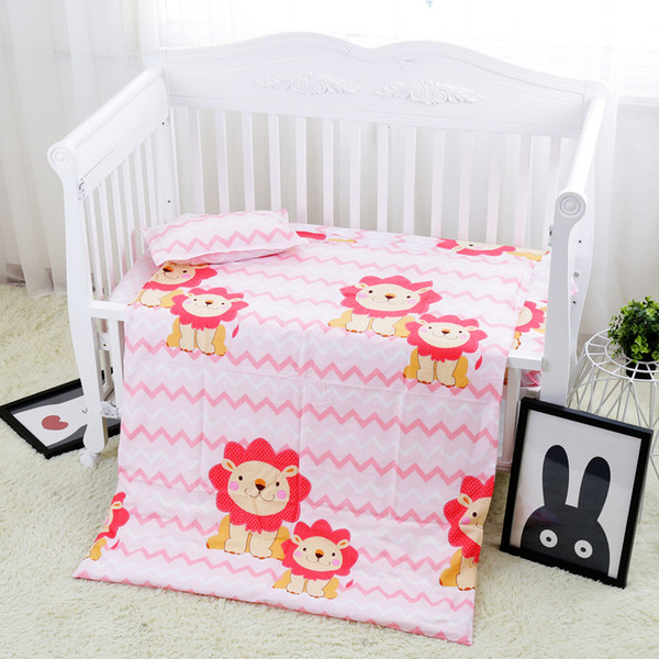1pc duvet cover for baby bedding set cartoon clouds star design baby quilt cover animal pattern for girls boys 100*130cm