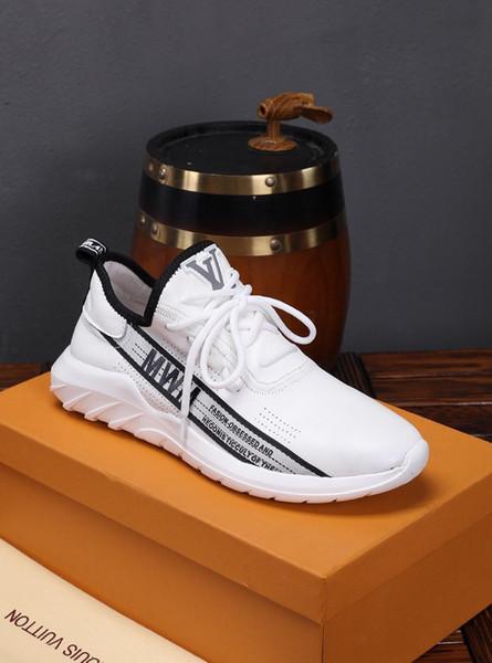 2019ll nova edição limitada de luxo designer de calçados masculinos casuais, moda selvagem casual ao ar livre dos homens calçados esportivos, jardas: 38-45