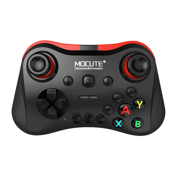 Mocute 056 Wireless Game Controller Bluetooth Gamepad for Android TV/PC gun battle Headset Remote Control Bluetooth Joystick
