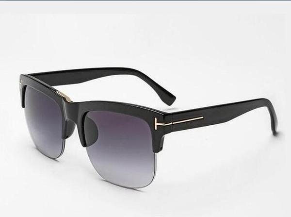 Luxury- 2019 top qualtiy New Fashion TF16 Tom Sunglasses For Man Woman Erika Eyewear ford Designer Brand Sun Glasses with original box