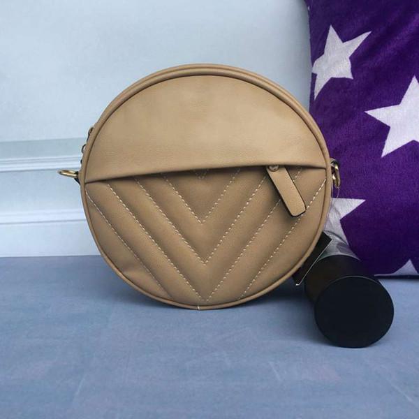 Designer Waist Bag Ladies Luxury Fannypack Designer Handbag For Women Luxury Fashion Circular Fanny Pack New Arrival B100477X