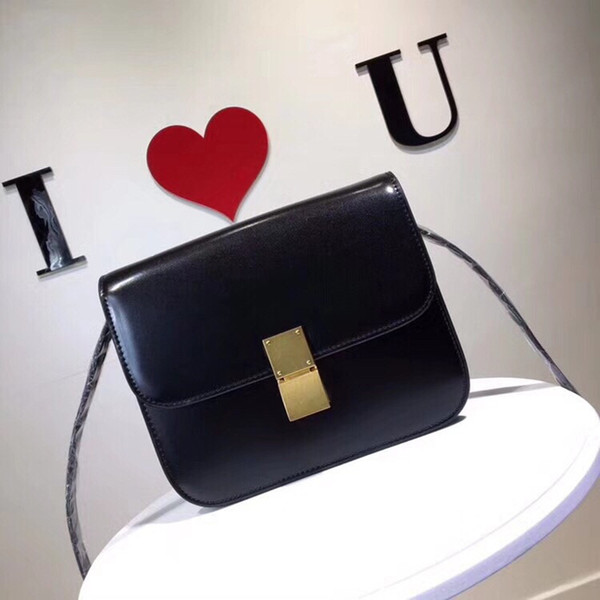 top popular Designer Bags 2020 Womens Luxury Designer messenger Bag Handbags Designer Luxury Handbags Purses Shoulder Bag Brand Fashion Woman Bags 2020