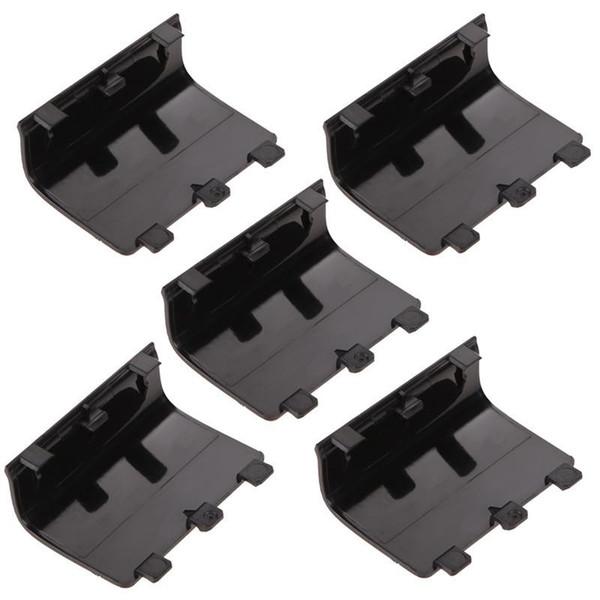 Neuer Batteriekasten 5X Batterie-Abdeckungs-Tür-Deckel-Oberteil-Wiedereinbau für XBOX One WirelessController Qualität heißer Verkauf 40