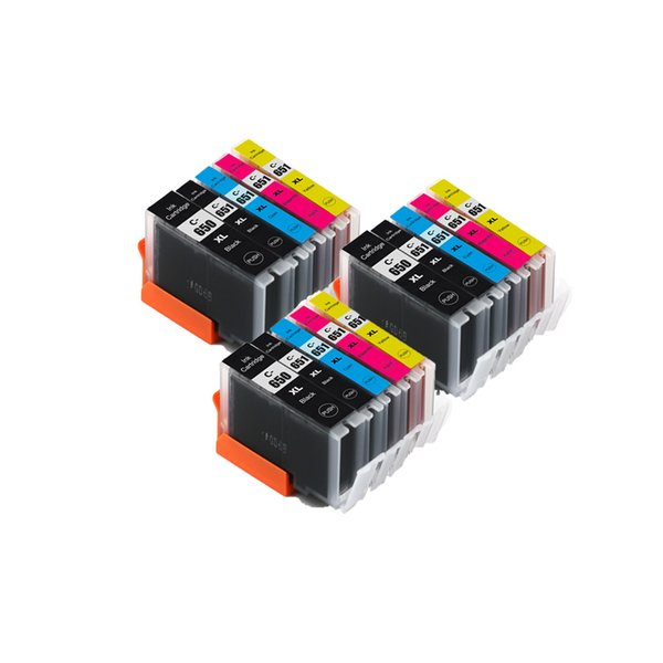 BLOOM PGI 650 CLI 651 compatible ink cartridge for canon PIXMA PIXMA MG5460 MG5560 MG5660 MG6360 MG6460 MG6660 MG7160 Printer