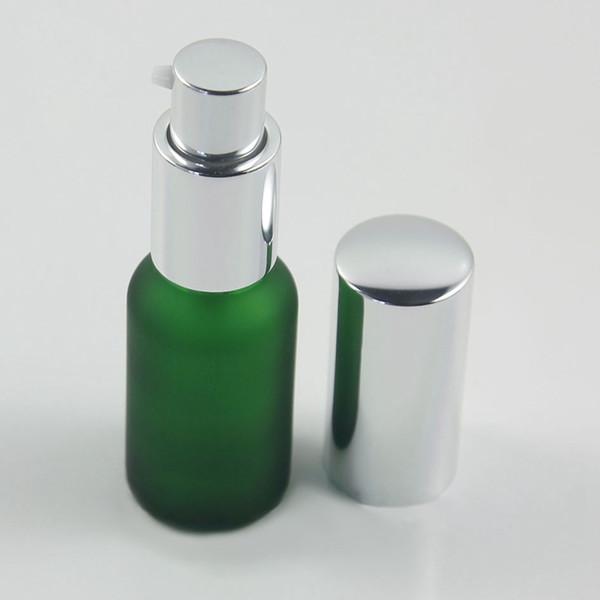 матовый зеленый лосьон насос