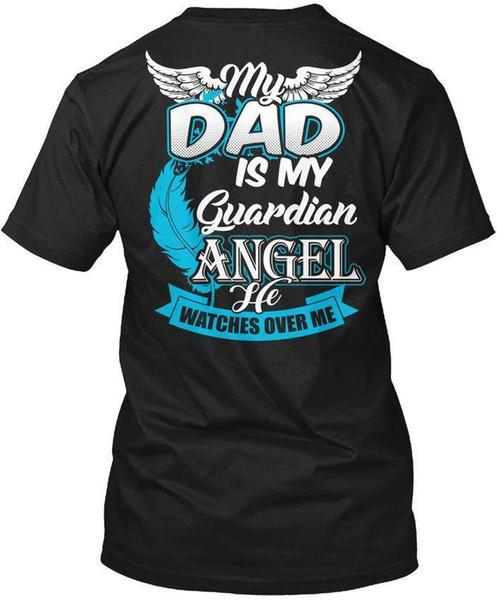 Sensationeller mein Schutzengel-Vati - ist er Hanes Tagless T-Shirt