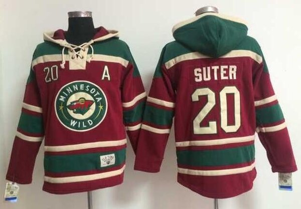 #20 Suter Red