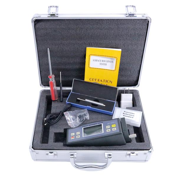 SRT-6210 Surface Roughness Tester Multiple Parameter Measurement: Ra, Rz, Rq, Rt