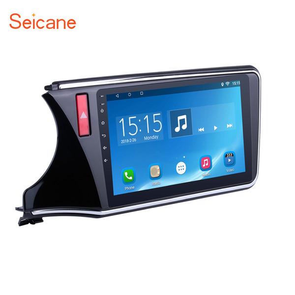 44a415a7a6 Car Dvd Seicane Android 7.1 8.1 10.1 Inch HD 1024 600 Car Radio GPS ...