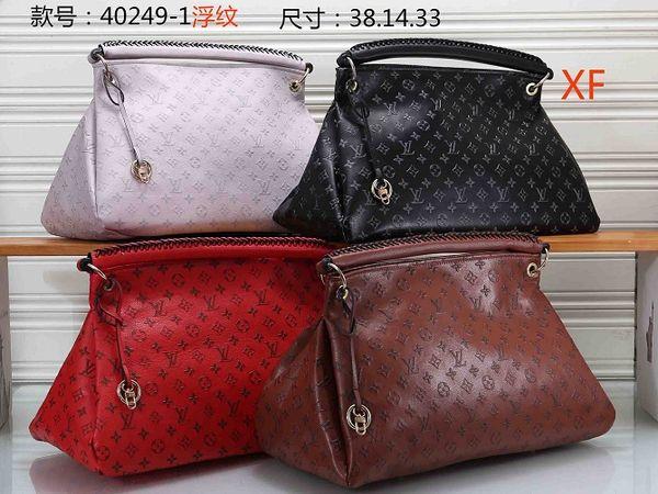 Новые Поступления !!! Повышение !!! Новый бренд мода PU кожаные сумки женщины известные бренды дизайнеры tote сумки на ремне с мешком для пыли