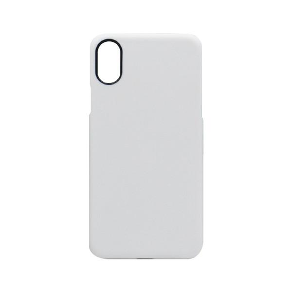 Cas de sublimation de film vierge 3D en gros nouvelle arrivée personnalisé pour iPhone XR XS MAX couverture de téléphone portable