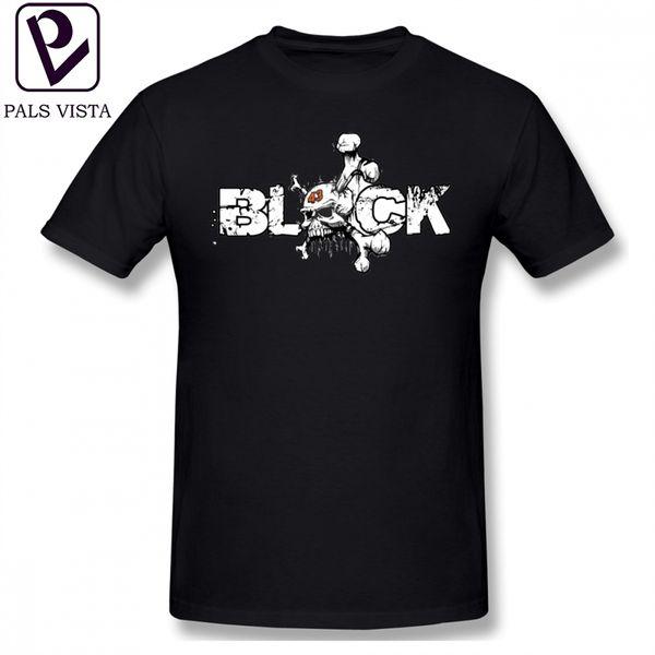 Camiseta Ken Block Camiseta Ken Block Divertida camiseta 6xl Mangas cortas básicas Estampado de algodón Camiseta masculina # 392374