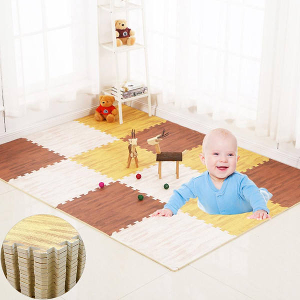 Baby Kids Foam Thick Floor Play Mat Child Crawl Activity Educational Game Carpet
