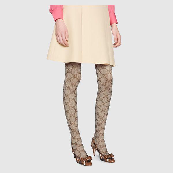 Hot G Stockings Women ' ;S Brand Sexy Stay Up Thighs High Stockings Knitted Long Knee High Socks Mesh Pantyhose High Elastic Full G Leg