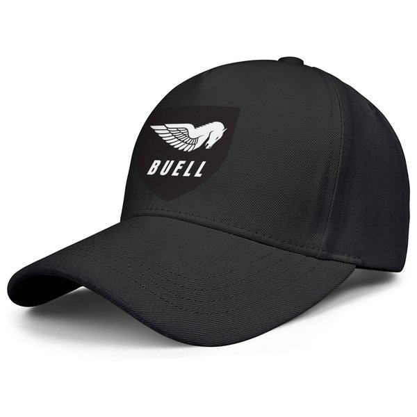 Женские мужские моющиеся кепки плоские регулируемые Buell Motorcycle logo Панк Хип-хоп Хлопок Snapback Cap Ведро для гольфа Шляпы военные Кепки Ведро Ha