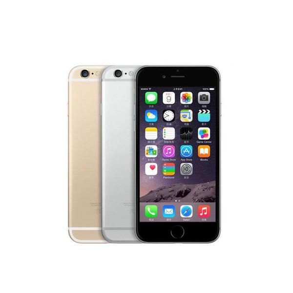 Apple iphone6 iPhone 6 6s 6splus i6 i6s 16/64/128GB Dual-core iOS System Without Fingerprint WIFI GPS 4G LTE Unlocked Refurbished Smartphone