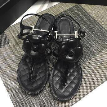 Donne in pelle scamosciata 2019 scarpe con fibbia moda donna signore appartamenti casual nuova spiaggia hgh11