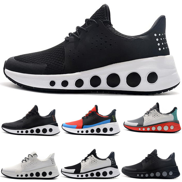 2019 Новые кроссовки React для мужчин Tinker Hatfield Triple White Black мужские кроссовки Спортивный мужской дизайнер Спортивный кроссовки кроссовки 40-45