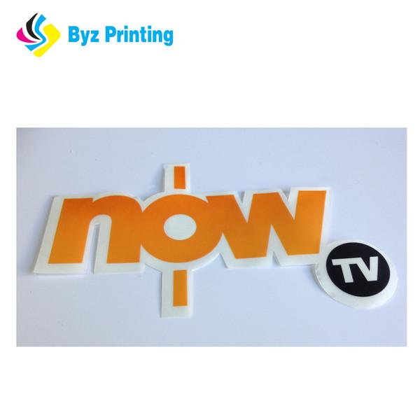 Factory supply for Waterproof clear PVC vinyl sticker paper rolls printing,Vinyl adhesive PVC label,Transparent plastic sticker label sheet