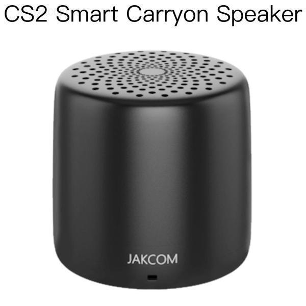 JAKCOM CS2 Smart Carryon Speaker Hot Sale in Bookshelf Speakers like dsupport cine box portable amplifier