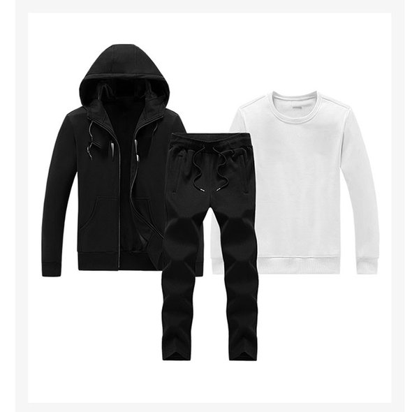 Hot Men Brand Sportswear Hoodie and Sweatshirts Thick Winter Jogger Sporting Suit Mens Designer Couple Suits Tracksuits Set Plus Size L-5XL