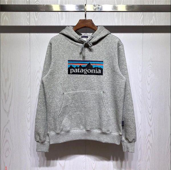 Uomini Designer con cappuccio del maglione di modo di marca lettere stampate con righe per gli uomini donne con cappuccio in spugna Autunno Inverno felpate Luxury Style # P3