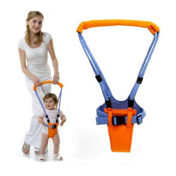Toddler Baby Arnés Safe Keeper Learning Walking Assistant Belt 8-24 meses Baby Walker Arnés Mochila de correa para niños CALIENTES