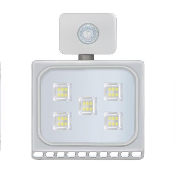 5X 30W PIR Motion Sensor Led Flood Lights Cool White Outdoor Lanscape Spot Lamp