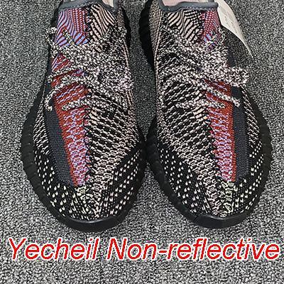 Yecheil não-reflexivo