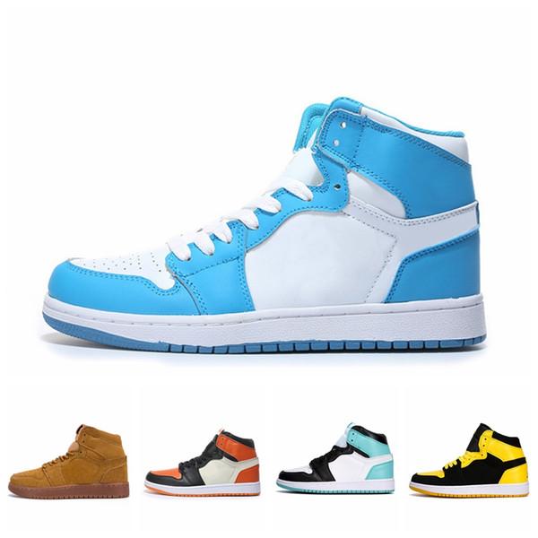 2018 НОВЫЙ 1 Не Для Перепродажи Черный Красный Проход Факел Нет Ls Orange Мужские Баскетбольные кроссовки для роскошных модных мужских женщин дизайнерские сандалии обувь