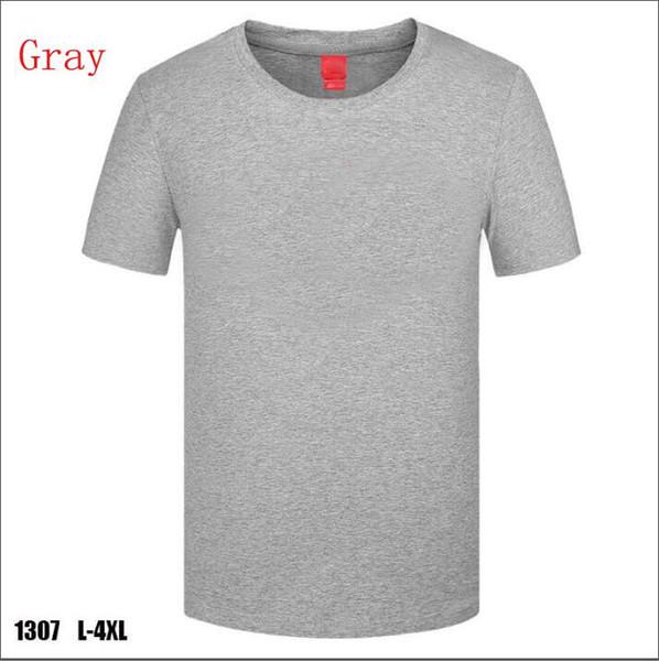 NEW Tees Polos T-shirt dos homens de algodão dos homens de verão curto Roupas masculinas t-shirt dos homens T-shirt Polos tamanho L-4XL # 1307
