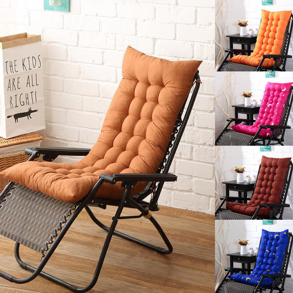 Recliner Soft Back Cushion Chair Decor for Beds Sofa Bedroom Thick Cushions Tatami Mat Rocking Chair Cushion Pads Soft Coussin