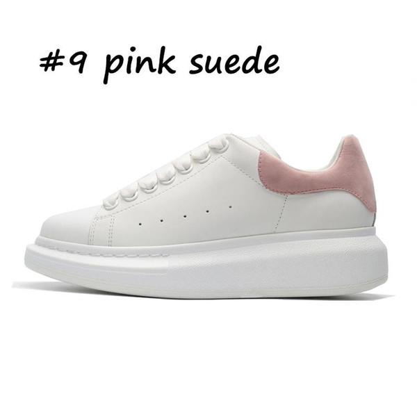 # 9 розовой замша