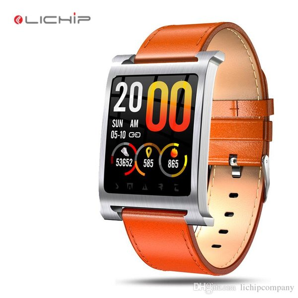 LICHIP L275 smart watch bracelet band smartwatch cell phone