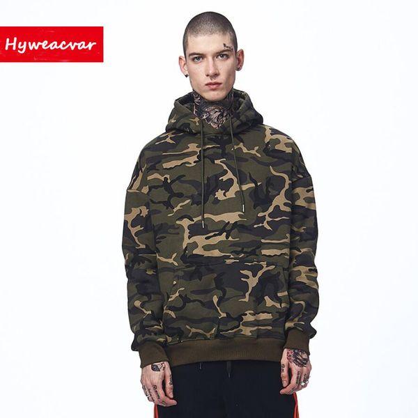 Großhandel Herren Camouflage Pullover Hoodie