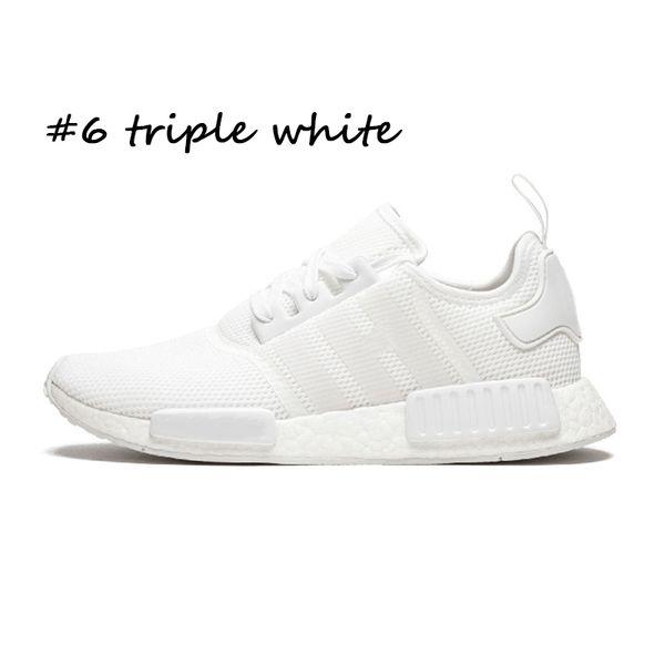 #6 triple white